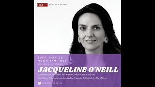 YWCA Edmonton: The Power Lunch with Jacqueline O'Neill