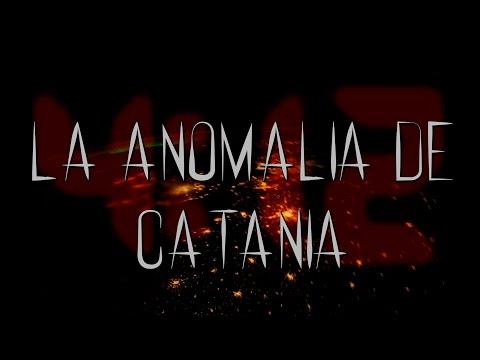 La anomalía de Catania (real)