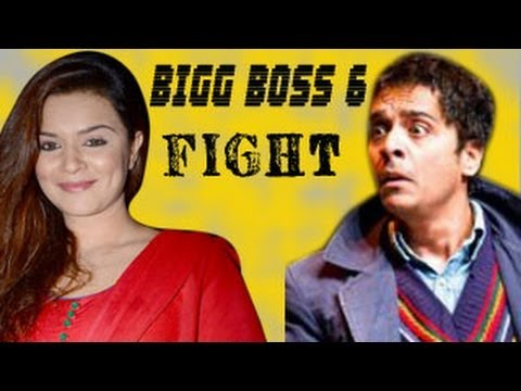 Aashka Goradia & Vrajesh Hirjee FIGHT on Bigg Boss 6 Day 1