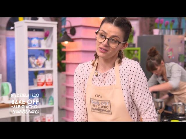 """Bake Off - Ale ciacho!"" – zwiastun odc. 7"