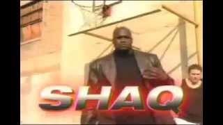 Shaq Pack   Burger King Commercial