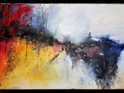 how to create abstract paintings essay Exploring symbolism: your life as abstract art she asks them to look at abstract art and then create a piece and that the paintings are describing a.