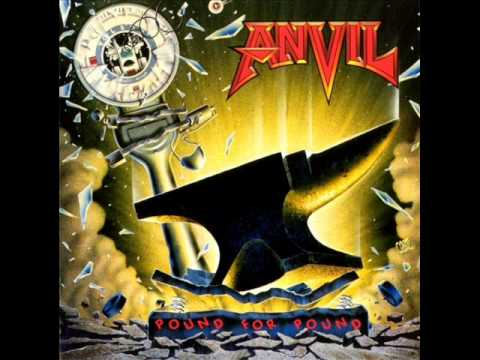 Anvil - Blood On The Ice