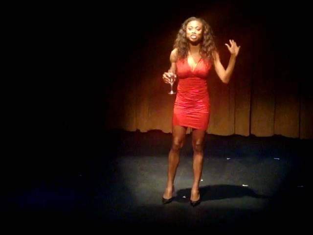 Angelina Spicer at The Acme Theater