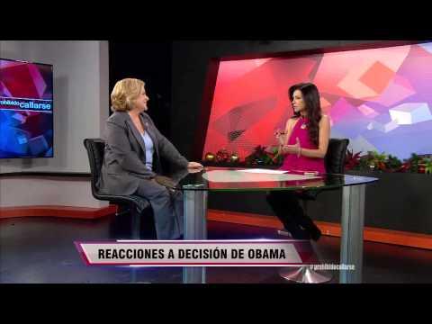 Marián de la Fuente entrevista a Ileana Ros-Lehtinen