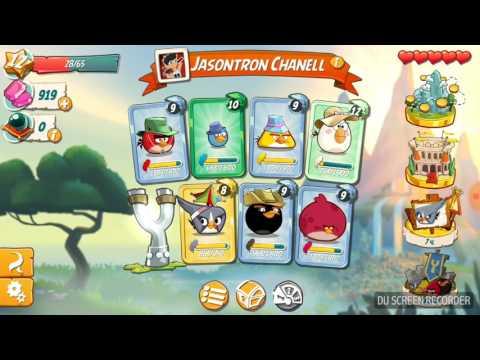 Angry Birds 2 Про