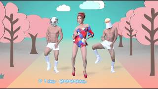 Wang Rong Rollin - Chick Chick (?? - ????) MV