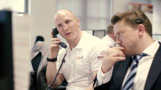 AFEX Trading Day in aid of Restart - The Rugby Players' Association's Charity