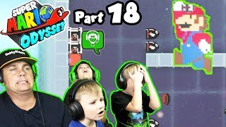 Mario Odyssey Part 18 Moon for Moons by HobbyFamilyGaming