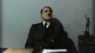 Hitler is informed about Thomas's O Face