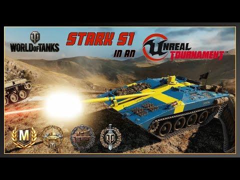 World of Tanks // Stark Strv S1 // Ace Tanker // Devastator // Xbox One