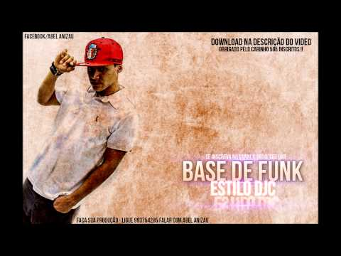 Base de funk,Base don juan cafajeste djc,Base para rimar,Base para medley (Dj Lk Mpc Mix)