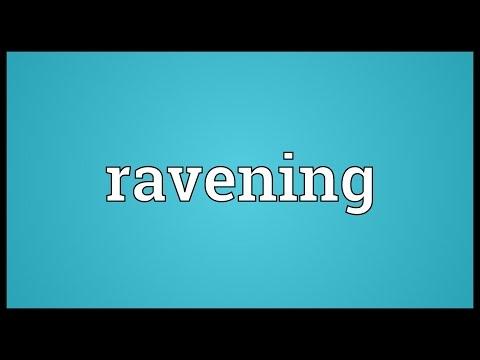 Header of ravening