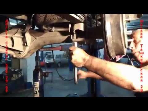 Хендай портер снятие двигателя своими руками 94