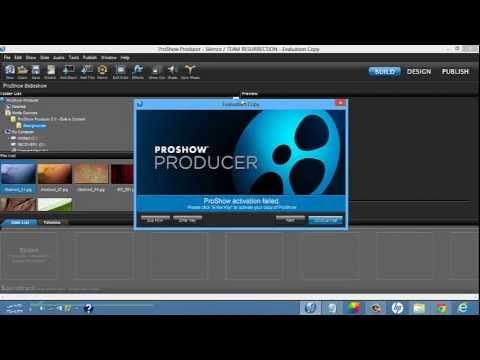 شرح تثبيت وتفعيل ProShow Producer 5بطريقه الصحيحه