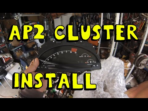 EF Install : S2000 AP2 Cluster