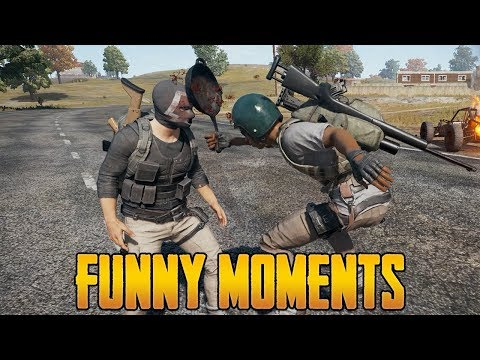 PUBG Funny Moments #3 | Best PUBG Fails & Funny Moments (PlayerUnknown's Battlegrounds)