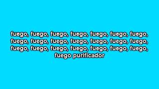 Fuego y me gozare - Billy Bunster