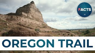 Top 10 Facts - Oregon Trail // topfact.net