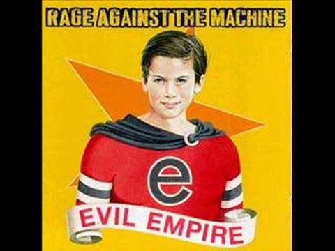 12. Rage Against The Machine - Bulls On Parade