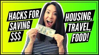 20 Money-Saving Life Hacks (TRIED AND TRUE!)