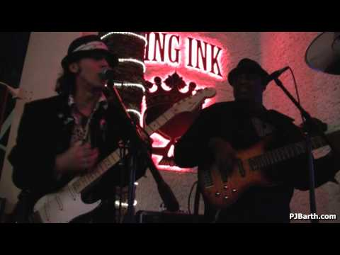 Doing It To Death (Funky Good Time) - PJ Barth Band at Mario Barth's King Ink, The Mirage, Las Vegas