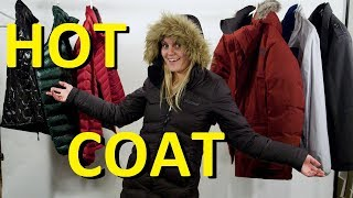 How to buy the WARMEST winter jacket (for men or women)