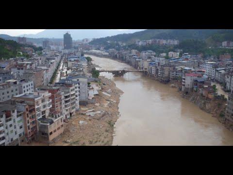 Typhoon Nepartak Leaves 4 Dead, 12 Missing in East China