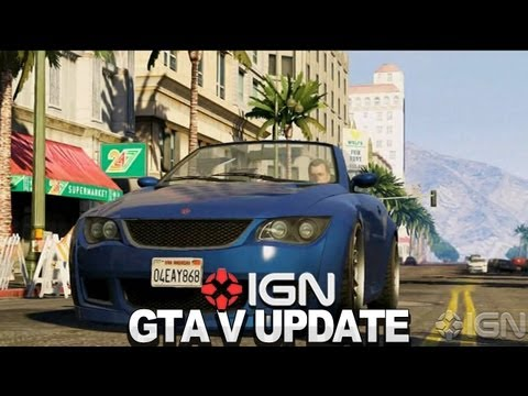 IGN News - GTA V Making