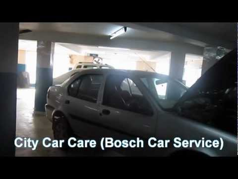 MeriCAR.com : City Car Care Bosch Authorised Car Service Centre New Delhi