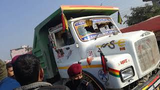 News About tipper Accident Butwal Tilottama -2 Rupendehi Jankinagar Uploder Dragon Dance Crew Offfic