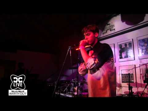 Aiden Grimshaw - &quot;Curtain Call&quot;  LIVE PERFORMANCE [2012] DC LIVE