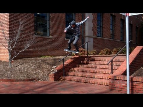 Flip Files Vol. 5 - Virginia Skateboarding - Thunderwood