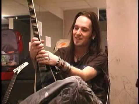 Children OF Bodom Alexi Laiho Interview - Part 1