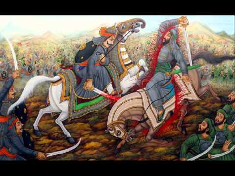 Maharana Pratap - Ishardan Gadhvi video