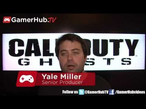Call Of Duty Ghosts Preview Interview With Producer Yale Miller - Gamerhubtv