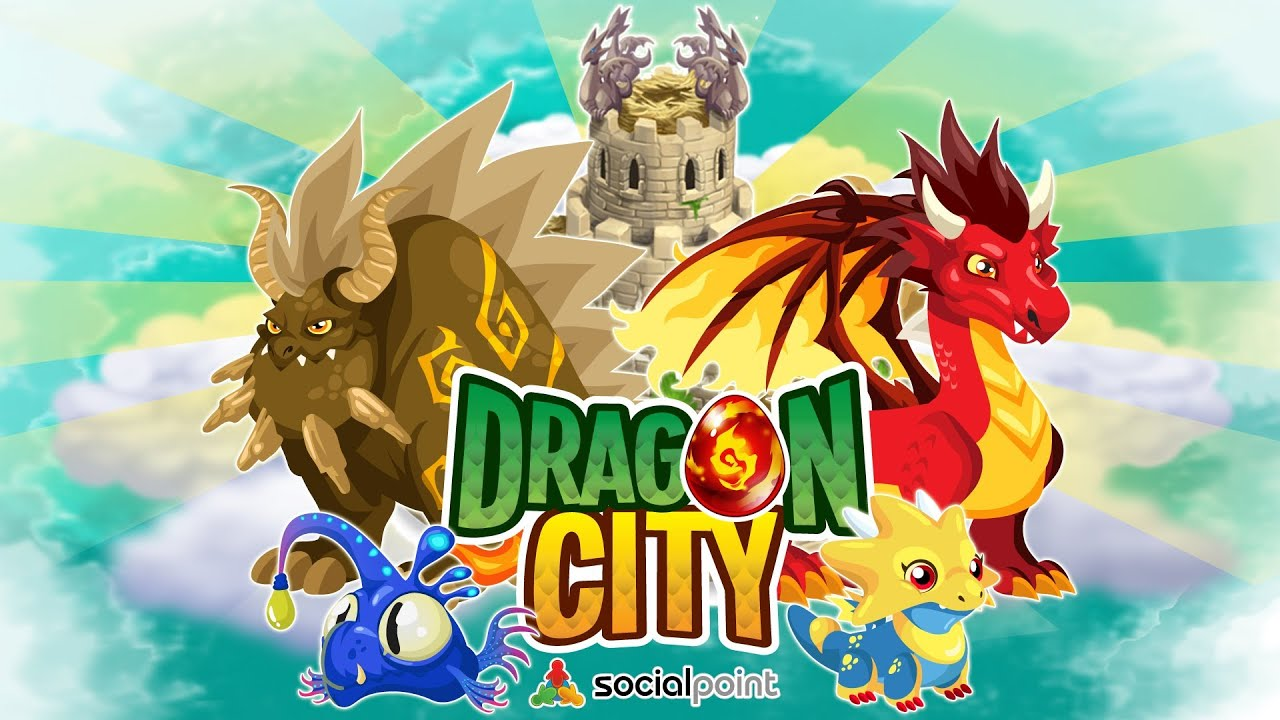 Dragon City es un juego basado en adobe flash player disponible para