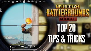 Top 20 Tips & Tricks in PUBG Mobile | Ultimate Guide To Become a Pro #4