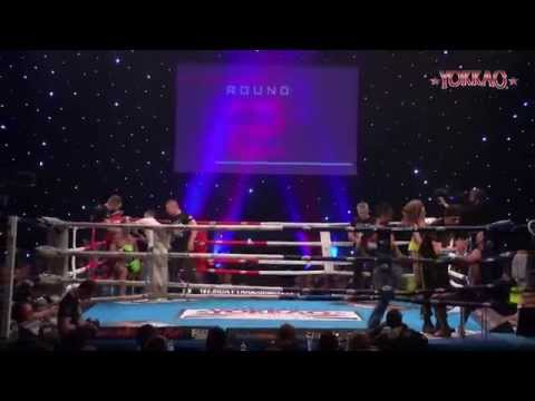 YOKKAO 12 World Title 70kg: Jordan Watson vs Sanny Dahlbeck FULL-HD