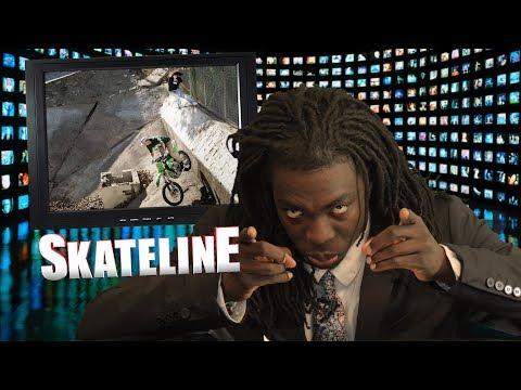SKATELINE - Ishod Wair, CJ Collins, Tom K Karangelov, Shawn Hale, Berrics Mag