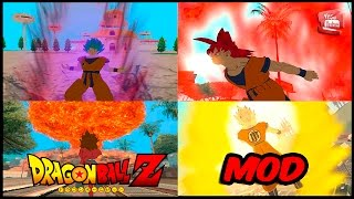 Gta San Andreas - Descargar e Instalar Dragon Ball MOD + Video Instructivo