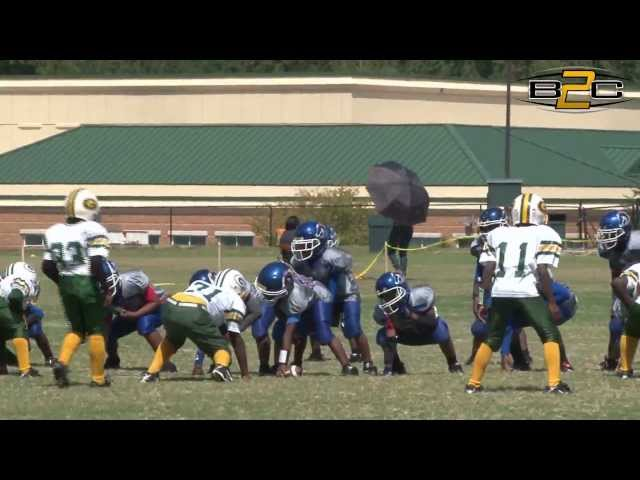 B2C Game of the Week: GA Thoroughbreds vs Gresham Park Rattlers - 8U