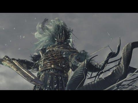 Dark Souls 3 Nameless King Boss Fight