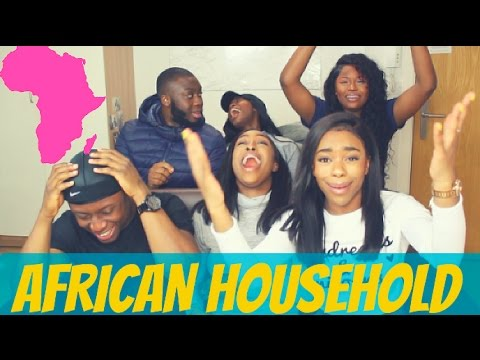 GROWING UP IN AN AFRICAN HOUSEHOLD - BEATINGS, PUNISHMENTS  (PART 1 )