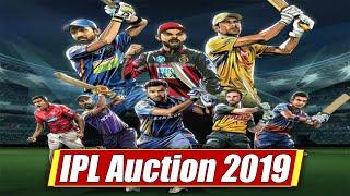 IPL Auction 2019 Live Updates: Jaidev Unadkat, Varun Chakravarty big buys; Yuvraj Singh unsold