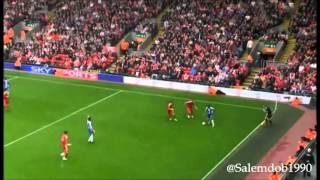Liverpool 3-2 Wigan Athletic 2008-09