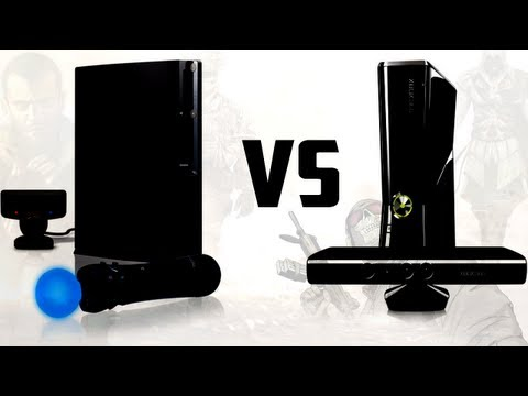 XBOX 360 vs PS3! Fight! (My Opinions Only)