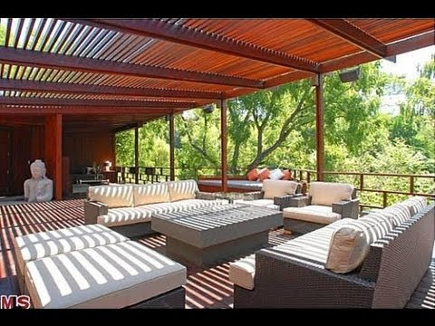 Inside Josh Hutcherson's New Mansion! - Photos
