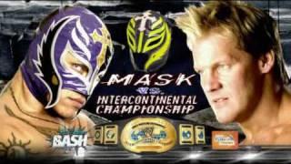 WWE The Bash - Match Rundown