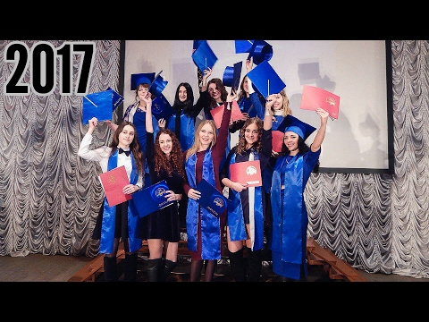 VLOG #37: ВИПУСК 2017. ХМЕЛЬНИЦЬКИЙ НАЦІОНАЛЬНИЙ УНІВЕРСИТЕТ